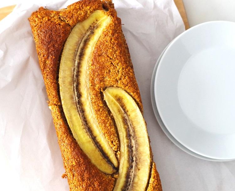 Fit ciasto bananowe 2